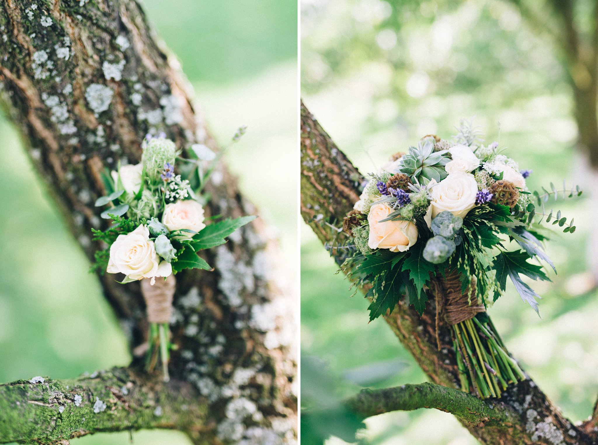 02-boutonniere-bouquet-intimate-natural-wedding