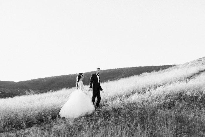 Bohemian Mountaintop Pre-Wedding in Budapest