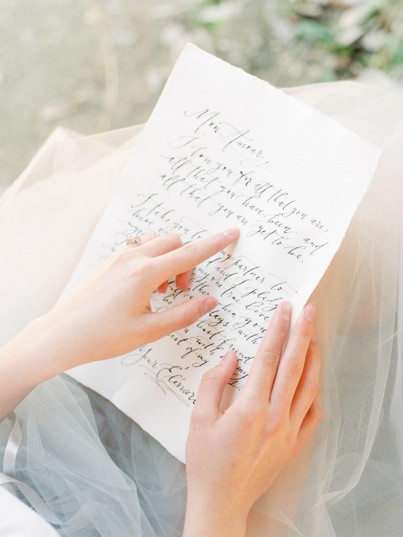 French Bridal Bouidoir Styled Shoot