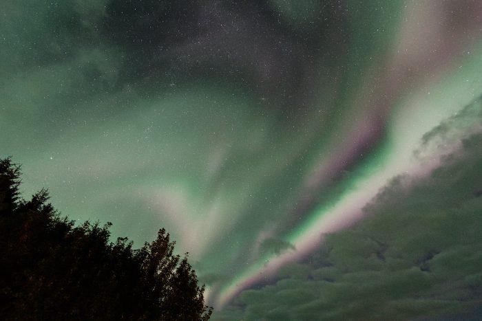 Aurora Northern Lights Iceland