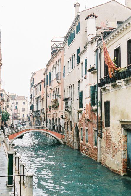 Venice Lakes Shot On Film Fuji H