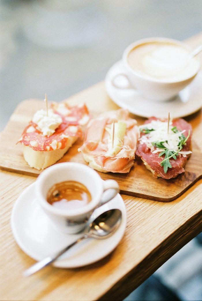 Venice Sandwiches