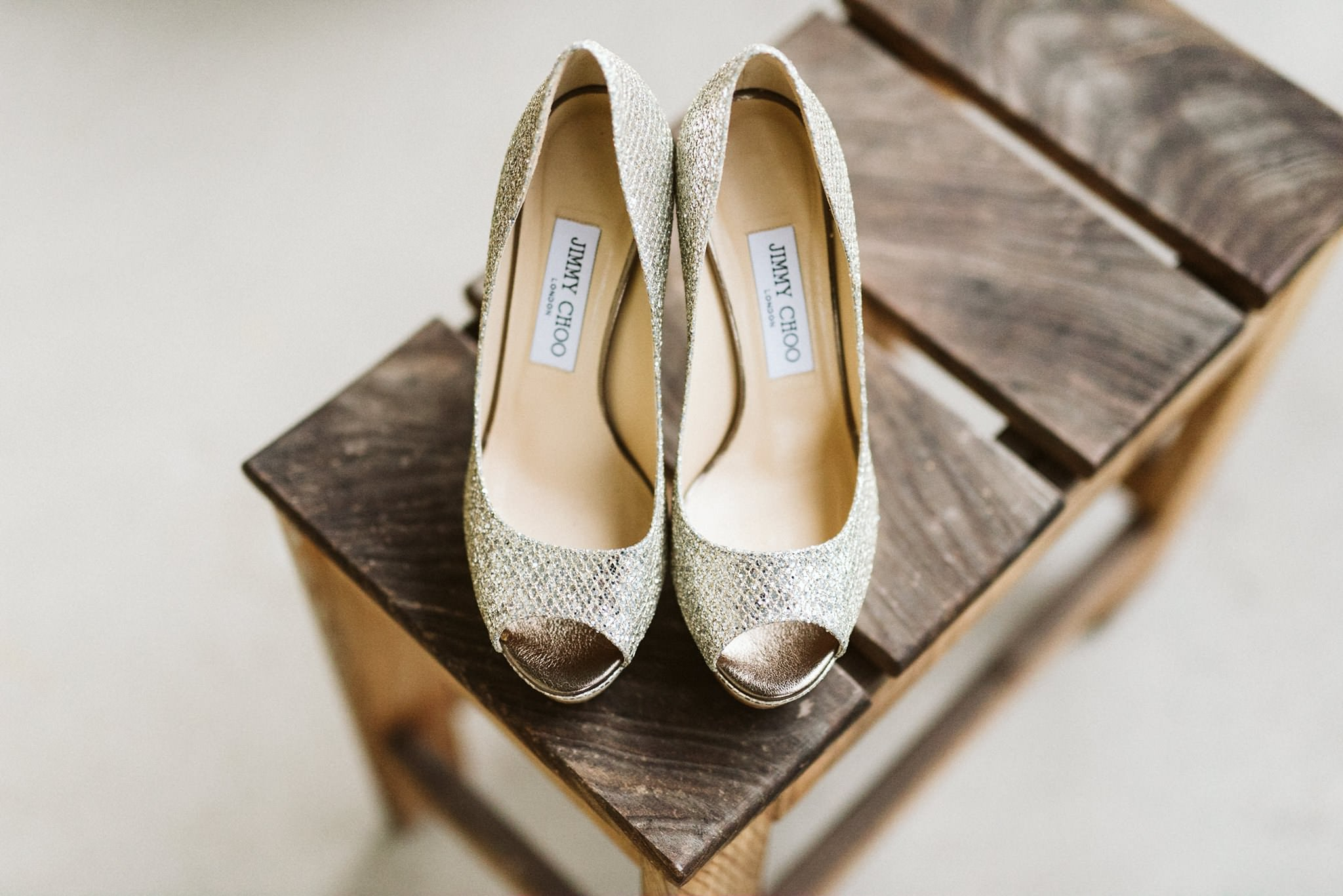 Jimmy Choo Bride Shoes