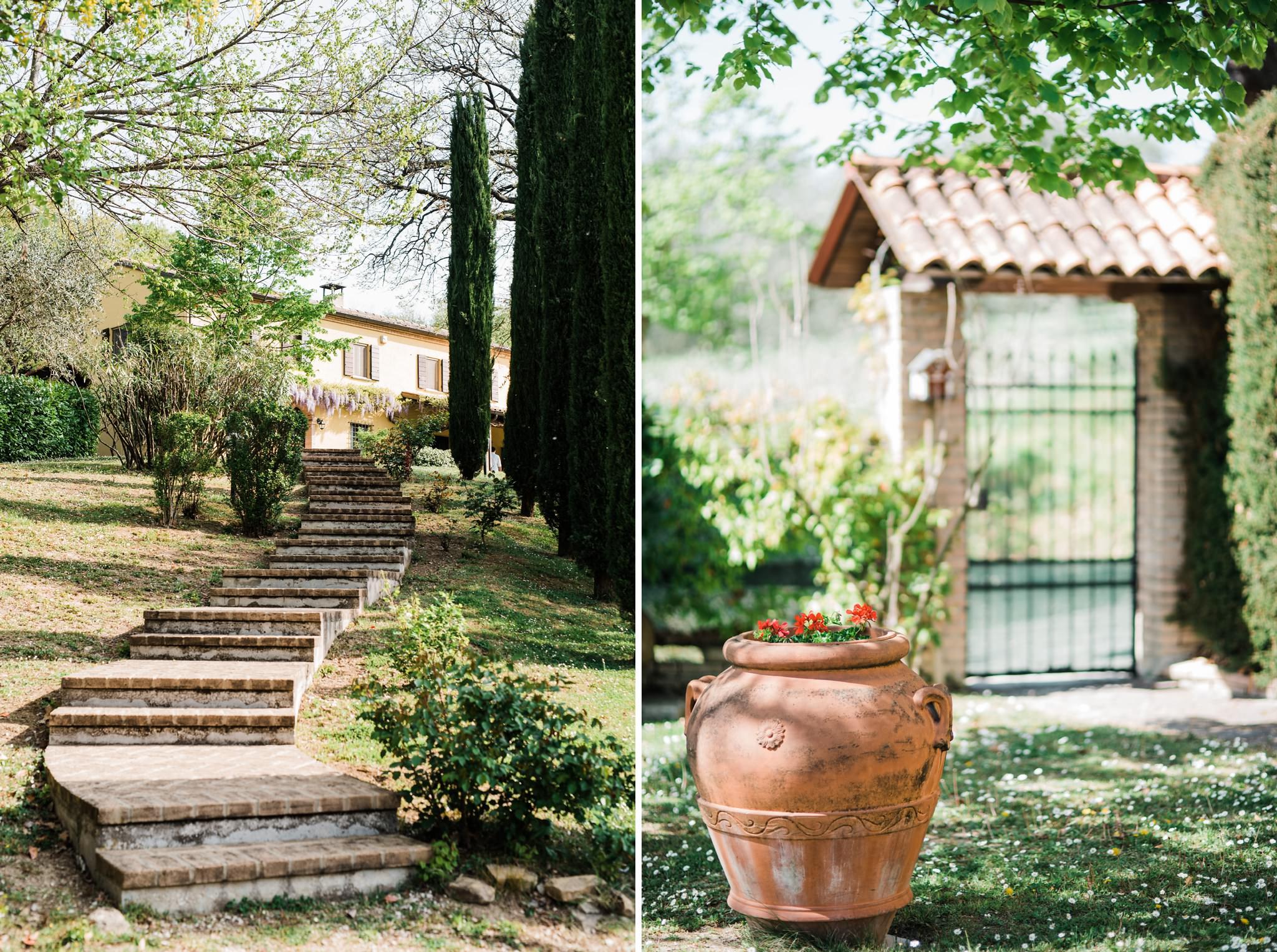 Wedding Photographer Italy Villa