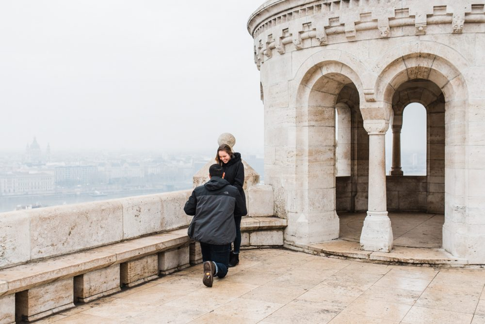 Budapest Proposal Photography