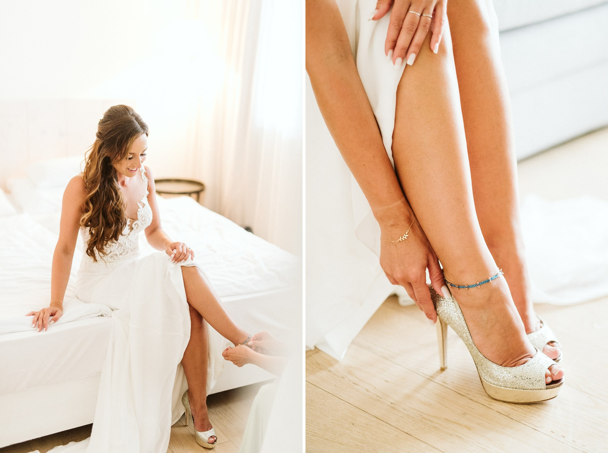 Austrian Bridal Boudoir