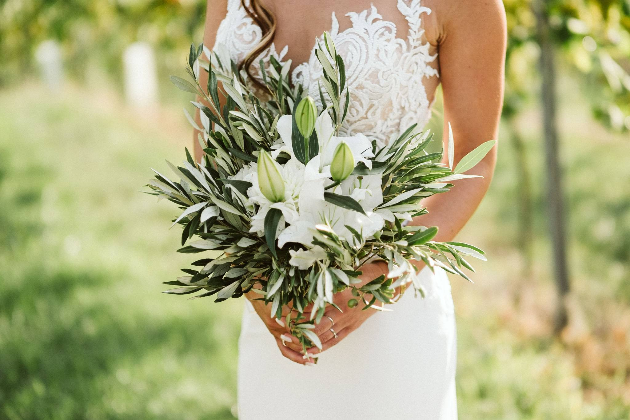 Tustany Bridal Bouquet
