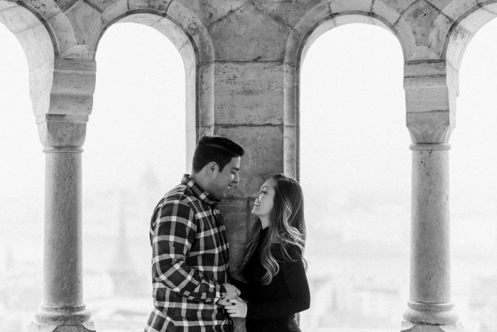 Budapest Proposal Photography