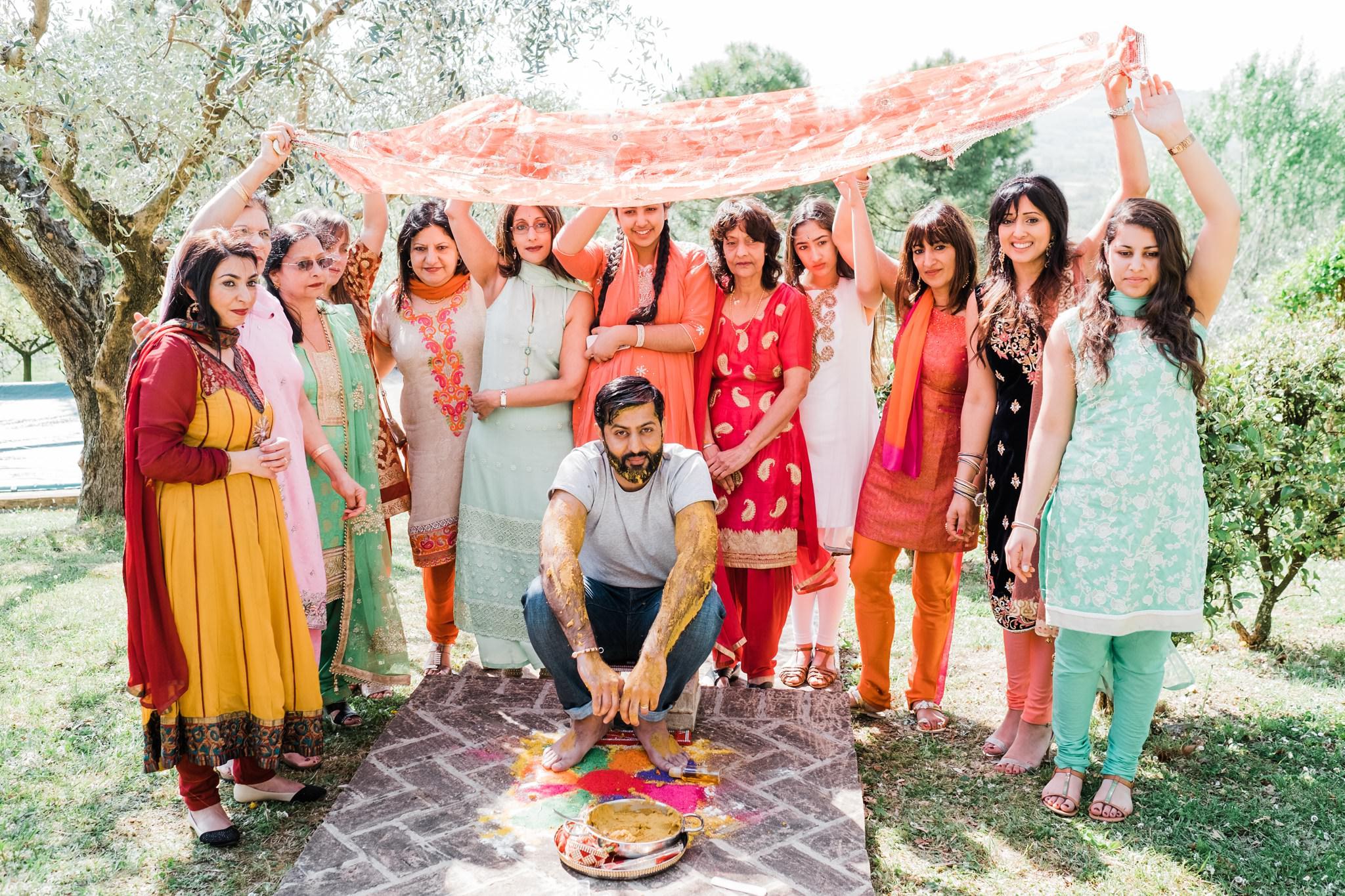Indian Wedding Photographer Italy