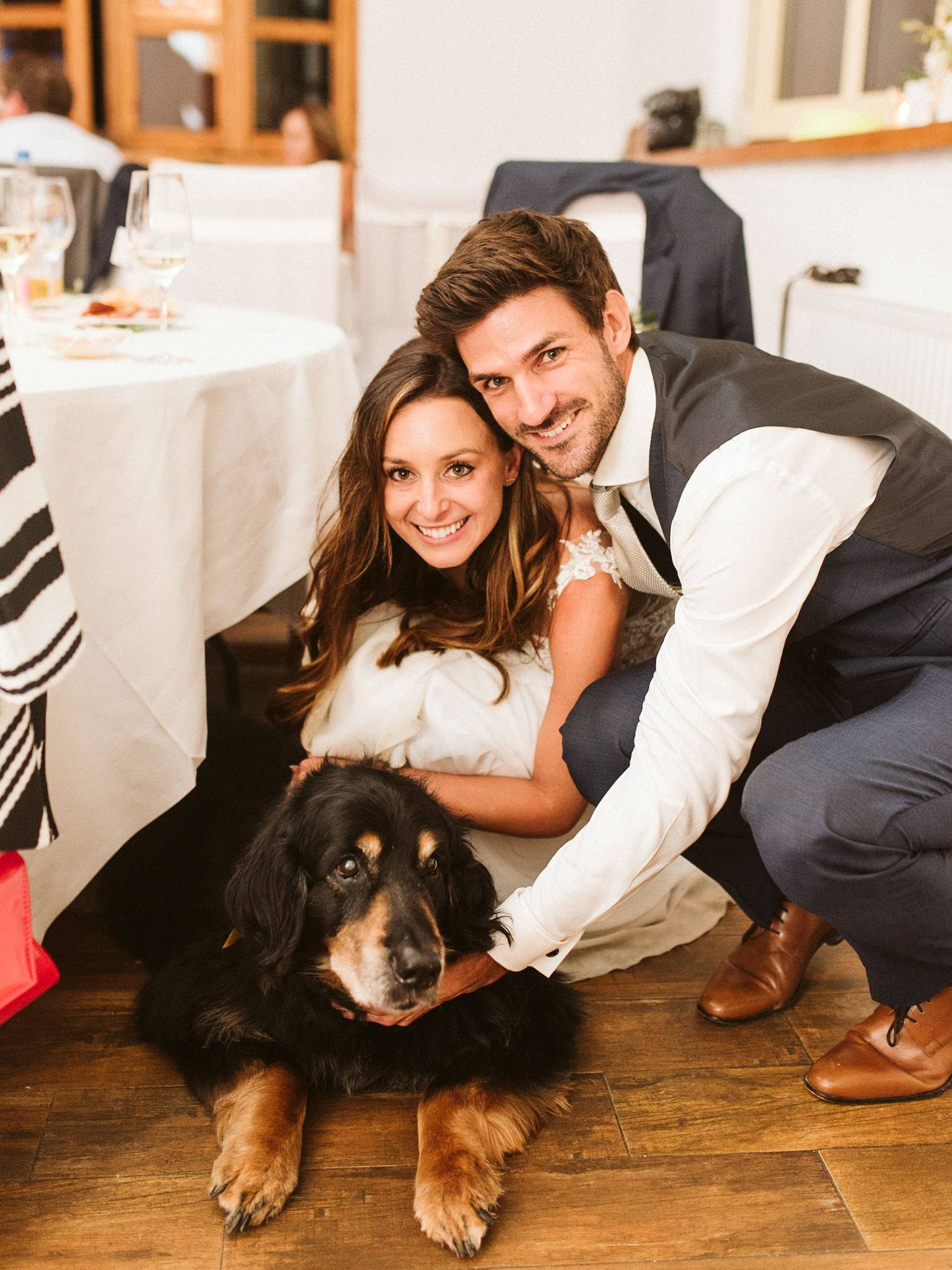 Dog Friendly Wedding In Austria