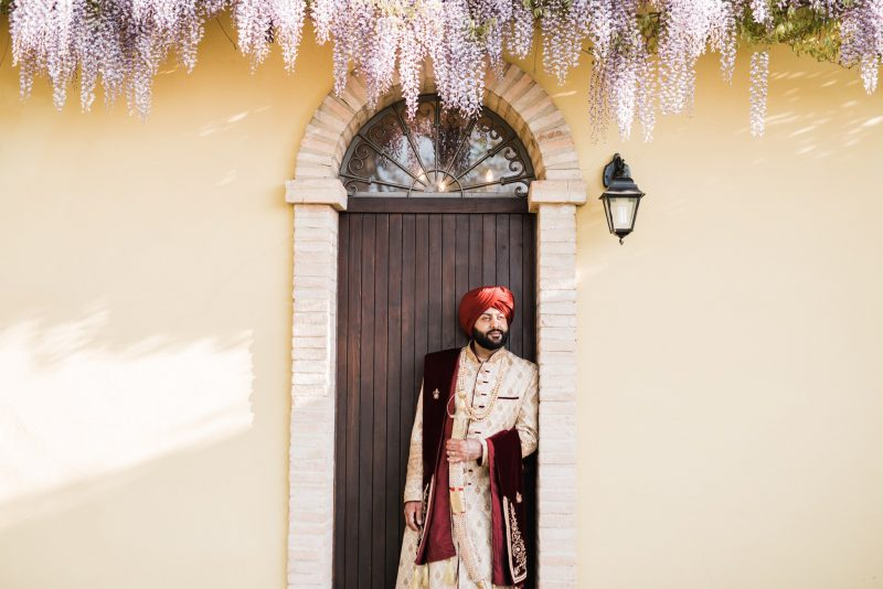 Indian Wedding Photographer Italy