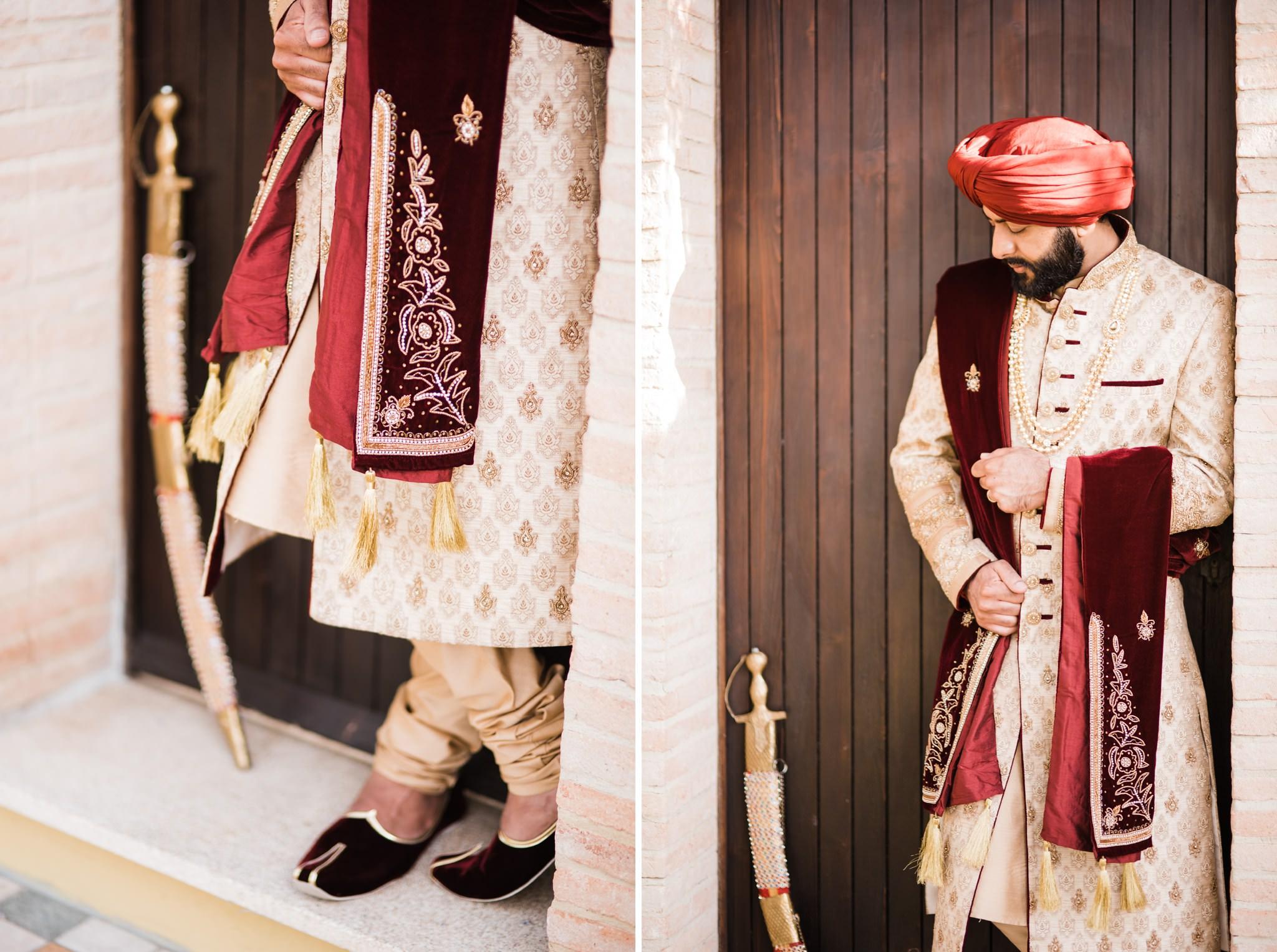 Indian Wedding Photographer Groom