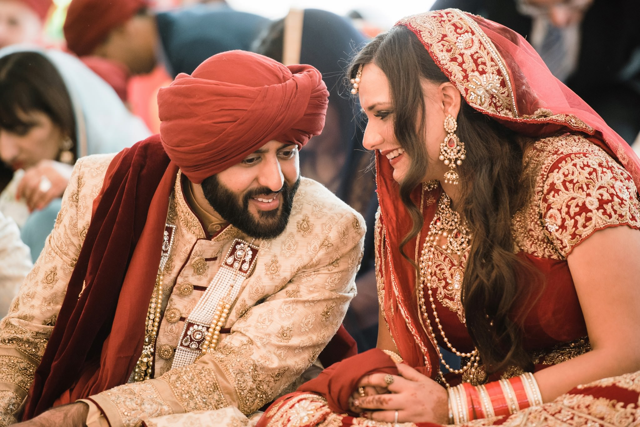 Indian Wedding Anand Karaj