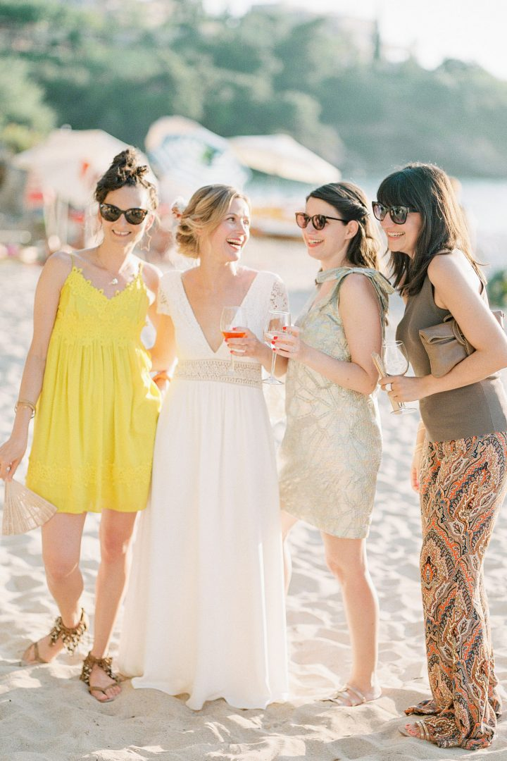Beach Destination Wedding In Greece