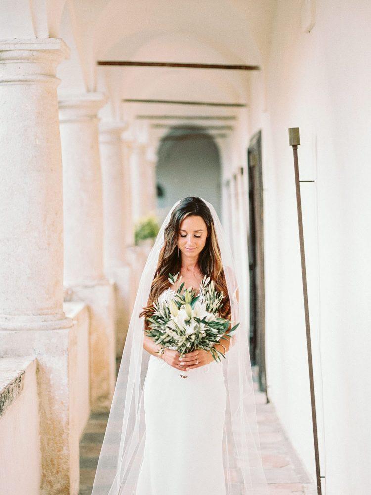 Braut Spielfeld