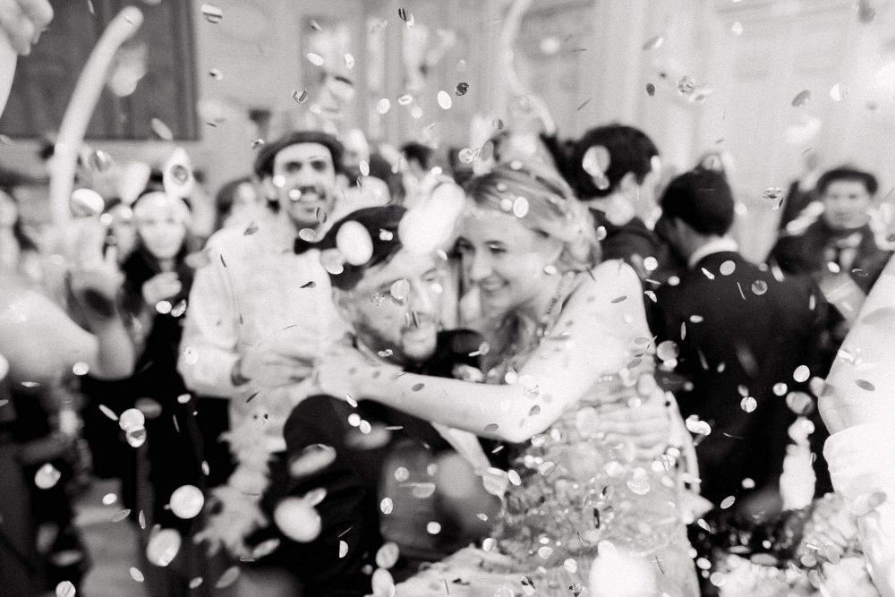 Rokolya Photography's Gatsby Inspired Destination Wedding in Budapest