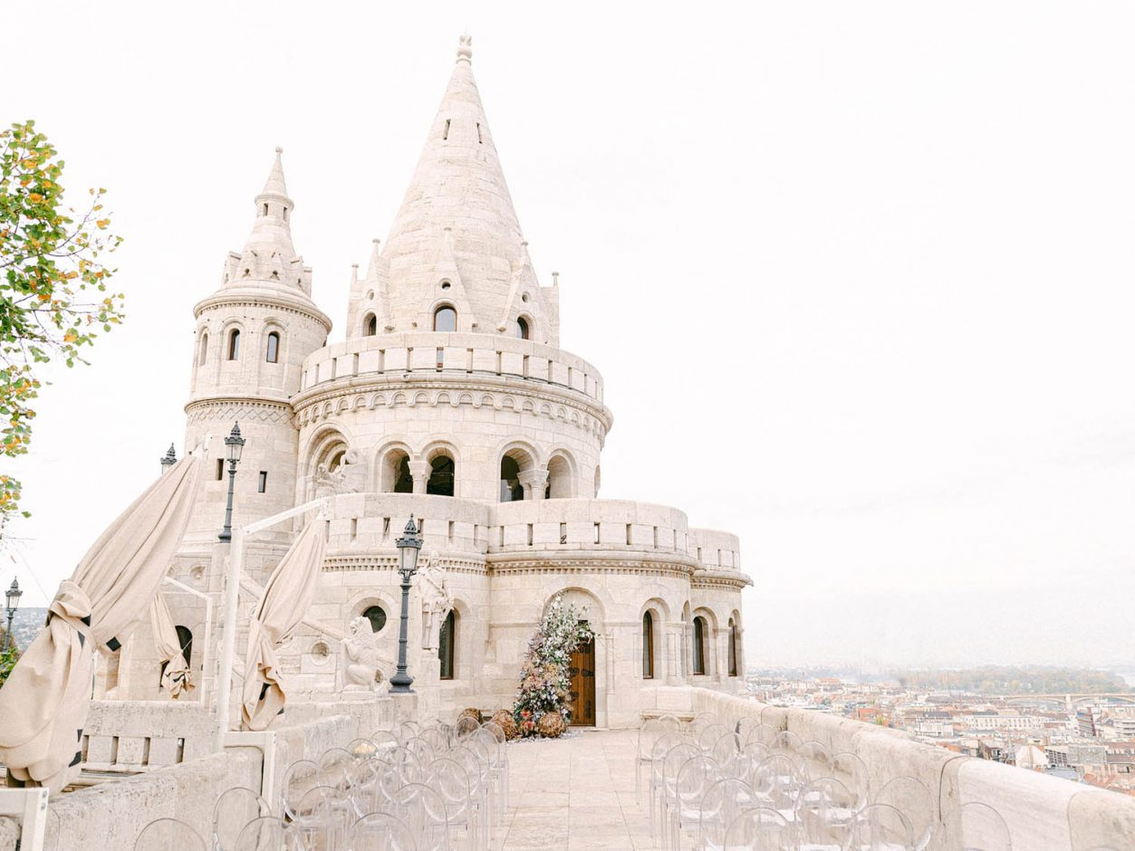 Fisherman's Bastion Ceremony Venue